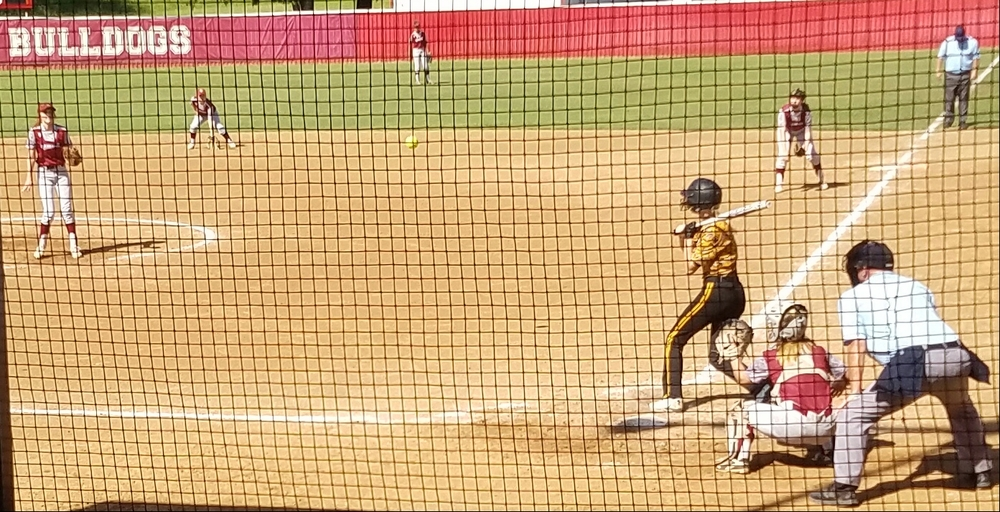 Softball Squad Sends Home Savages, Taken Down by Tigers Friday at Davis Tourney; Watch Games on Demand